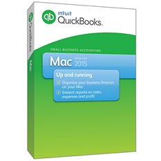 QuickBooks Mac 2015