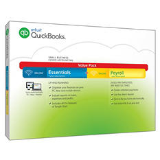 QuickBooks Online Essentials and Payroll 2015