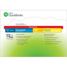 QuickBooks Online Essentials + Payroll