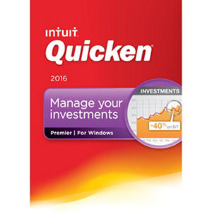 Quicken Premier Edition