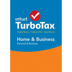 TurboTax Home & Business Edition