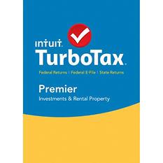 TurboTax Premier Edition