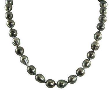 "18"" Tahitian Cultured Pearl Necklace"