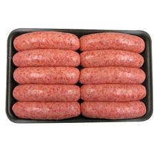 Zia Bratwurst 2.5 lb. pks. - 2 ct.