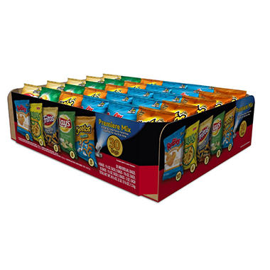 Frito Lay Premier Mix - 30 ct.