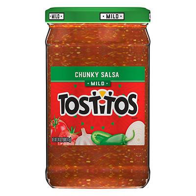 Tostitos® Mild Chunky Salsa - 24 oz.