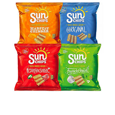 Frito-Lay SunChips Variety Box (30 ct.)