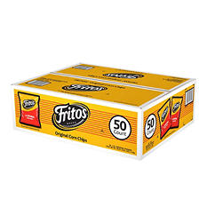 Frito-Lay Fritos The Original Corn Chips - 1 oz. - 50 ct.