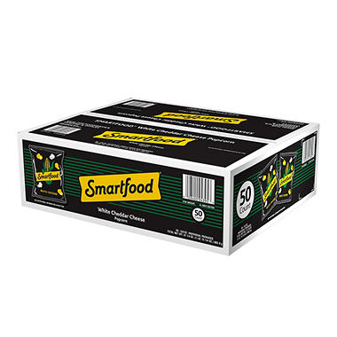 50ct Smartfood Popcorn