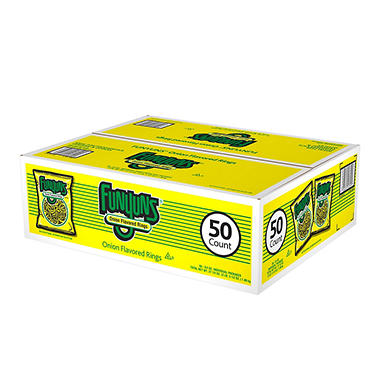 Funyuns Snack Size - 0.7488 oz. - 50 ct.