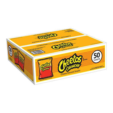 Cheetos� Crunchy - 50 ct. - 1 oz. bags