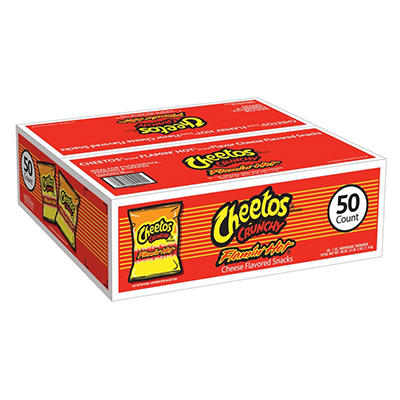 Cheetos® Flamin' Hot® - 1 oz. - 50 ct.