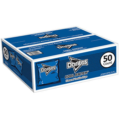 Doritos Cooler Ranch Chips 1 oz. (50 ct.)