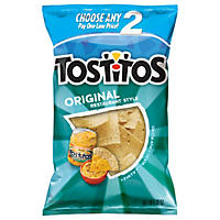 Tostitos Original Restaurant Style Tortilla Chips (16 oz.)