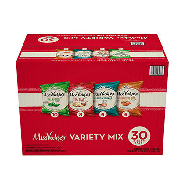 Miss Vickie's® Variety Pack - 30 ct.