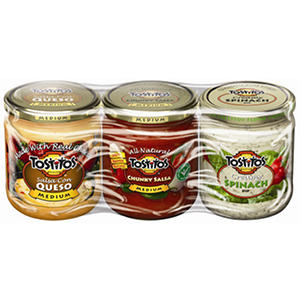 Frito-Lay Dip Assorted Variety Pack - 3 ct.