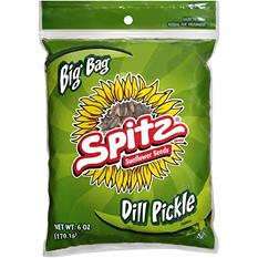 Spitz Dill Pickle Sunflower Seeds (6 oz.)