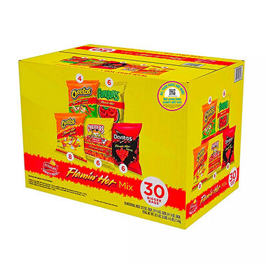 Flamin' Hot Mix - 30 ct.