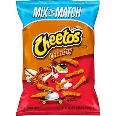 Frito Lay Mix and Match