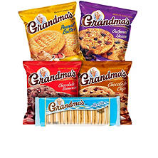 Grandma's Cookies Variety Pack - 36 ct.
