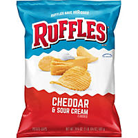 Ruffles Cheddar and Sour Cream (24.3 oz.)