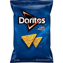 Doritos Cool Ranch Flavored Tortilla Chips (28.5 oz.)