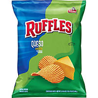 Ruffles Queso Cheese (24.375 oz.)