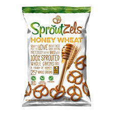 Sproutzel's Honey Wheat Pretzel (21.7 oz.)