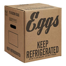Large Eggs (15 dozen)