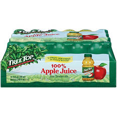 Tree Top 100% Apple Juice - 24/10 oz.