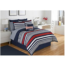 Click here for IZOD 1C97304 Varsity Stripe Twin Comforter Set prices