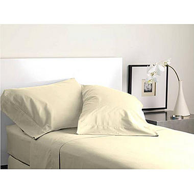 4-Piece King or Queen Sheet Set - 300 Thread Count