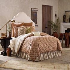BiniChic Terracotta Comforter Set (Assorted Sizes)