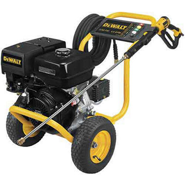 DeWALT 3750 PSI Commercial Pressure Washer