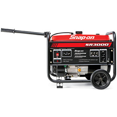 Snap-On 3500W Gas Generator