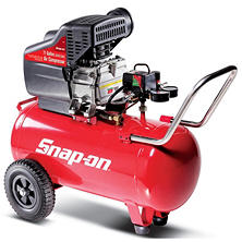 "Snap-on™ ""Official Licensed Product"" 11 Gallon 2 HP Air Compressor with 125 PSI Maximum"