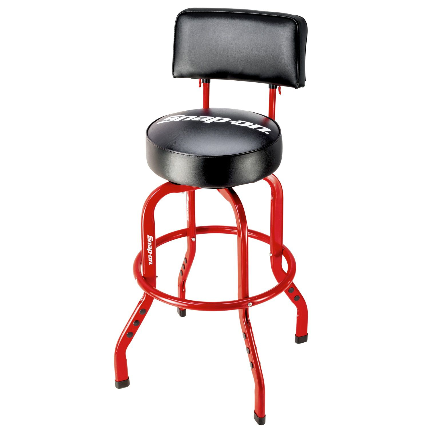 New Snap On Tools Deluxe Swivel Official Licensed Shop Bar Stool Free Shipping