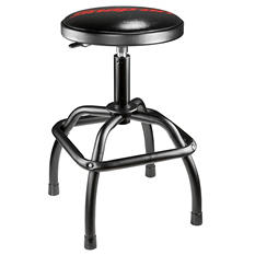 Pneumatic Adjustable Height Shop Stool