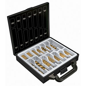 Tool House 105-Piece Drill Bit Set