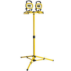 4-In-1 LED Worklight with Tripod