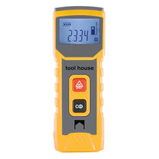 Tool House Laser Distance Meter