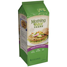Morningstar Farms Garden Veggie Patties (16 ct.)