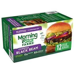Instant Savings Kellogg 39 S Black Bean Burger And Or Garden Veggie Burger Sam 39 S Club