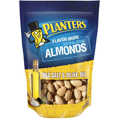 Planters Flavor Grove Skinless Almonds - 22 oz.