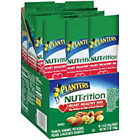 Planters NUT-rition Heart Healthy Mix (1.5 oz., 8 pk.)