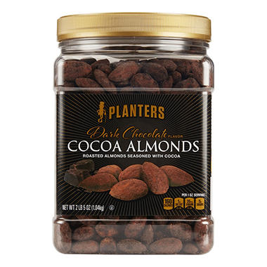 Planters Cocoa Almonds - 37 oz.