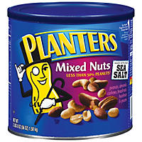 Planters Mixed Nuts with Sea Salt (56 oz.)