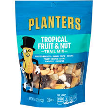Planters Tropical Fruit and Nut Trail Mix (6 oz.)