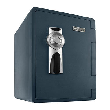 First Alert 2096F-BD Ready-Seal Waterproof Fire Safe with Combination Lock & Handy Hauler (2.14 cu ft.)