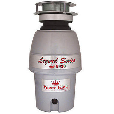 Waste King� Legend� 9930 1/2 HP Disposer